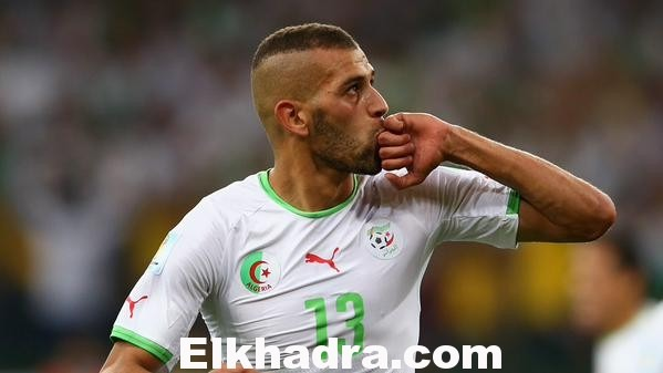 أحسن هداف جزائري : سليماني ب29 هدفا يتجاوز ماجر و يهدد تاسفاوت 32