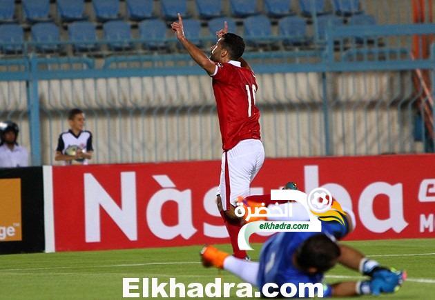 الأهلي المصري يفوز على الترجي التونسي بثلاثية في الكونفدرالية الأفريقية 31