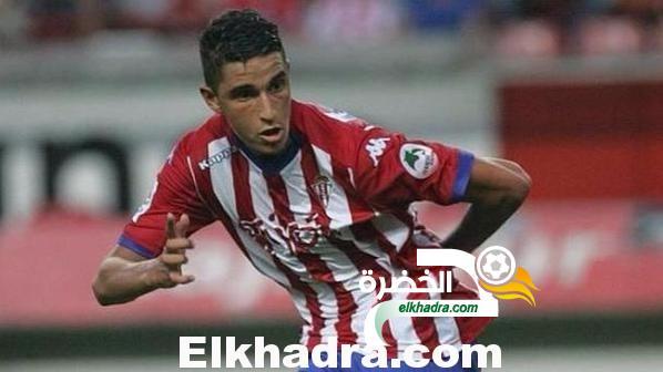 الجزائري رشيد آيت عثمان يوقع 3 مواسم مع سبورتينغ خيخون الإسباني 28