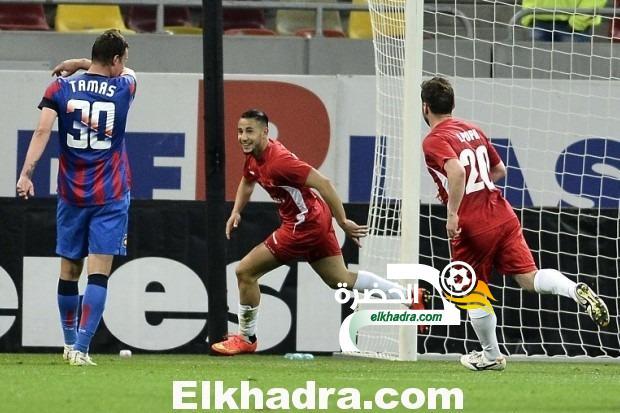 يوغرطة حمرون يوقع عقدا لـ 3 مواسم مع نادي شتيوا بوخارست 31