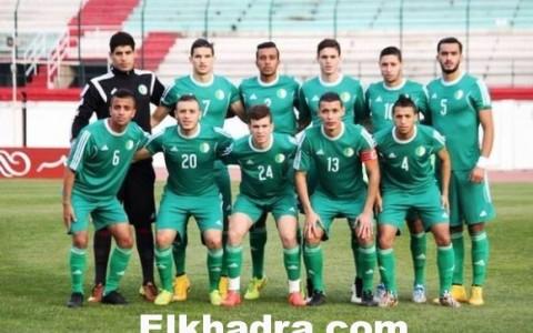 المنتخب الجزائري الأولمبي