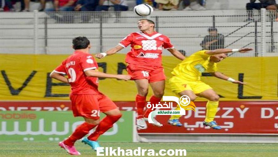 نتائج و جدول ترتيب الدوري الجزائري بعد نهاية الجولة الثالثة 25
