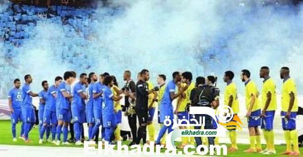 مباراه الهلال والنصر  والقنوات الناقلة اليوم الاربعاء 12-8-2015 كأس السوبر السعودي 25