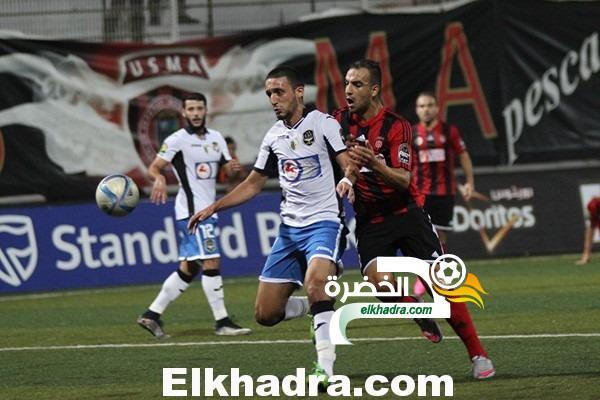 اتحاد الجزائر يستقبل في ملعب تشاكر بالبليدة مباراة نصف نهائي دوري ابطال افريقيا 30