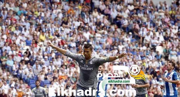 رسميا : رونالدو يصبح الهداف التاريخي لنادي ريال مدريد في الدوري الاسباني 24