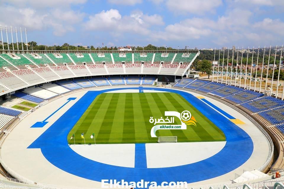 زطشي : ملعب 5 جويلية جاهز لمباريات المنتخب الوطني 24