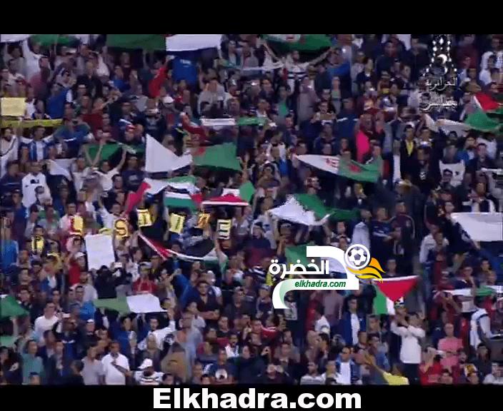 مشاهدة ملخص  مباراة الجزائر 1 - 0 السنغال  مباراة ودية | 13/10/2015 27