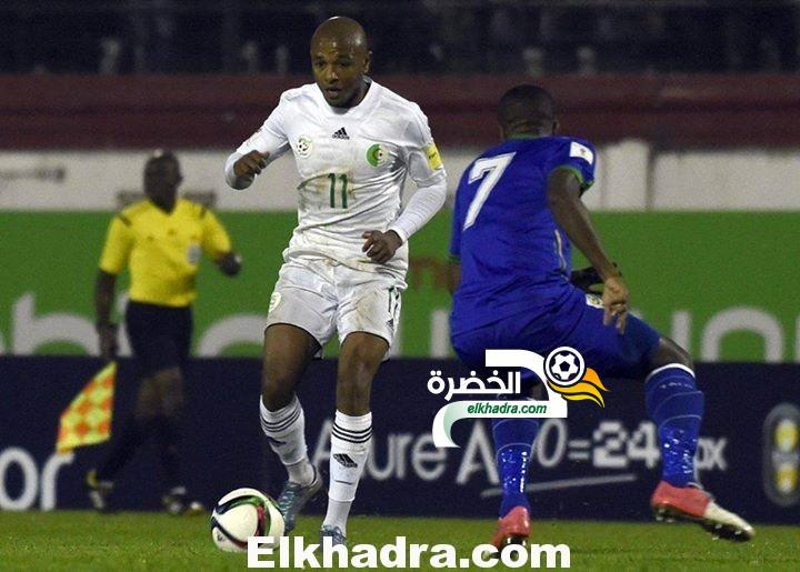 صور مباراة الجزائر 7-0 تنزانيا من تصفيات أفريقيا إلى روسيا2018 10