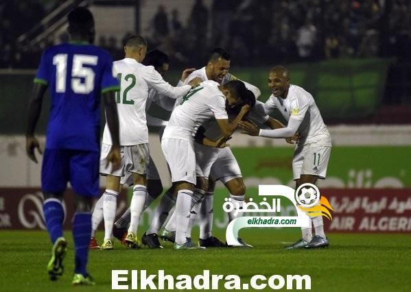 المنتخب الجزائري يتأهل للدور الثالث بالتصفيات الأفريقية المؤهلة إلى روسيا 2018 16