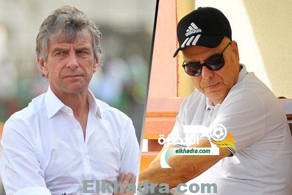 غوركوف يستقيل من تدريب المنتخب الجزائري 24