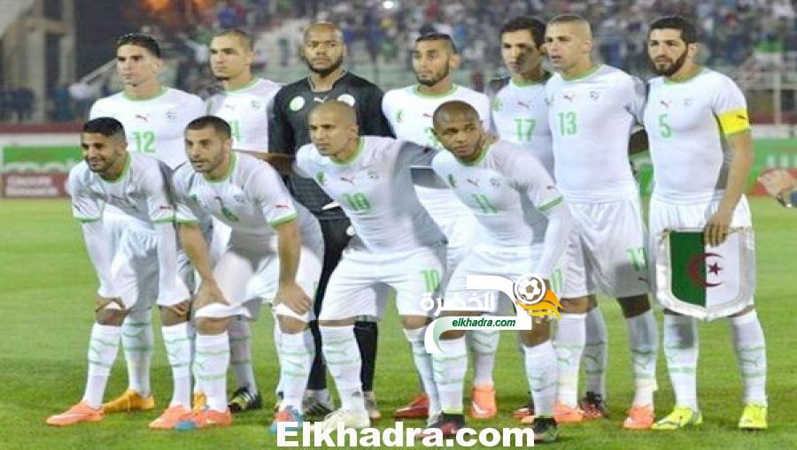 تصفيات مونديال-2018 / تنزانيا-الجزائر: حملة الخضر لموعد روسيا تبدأ من دار السلام 32