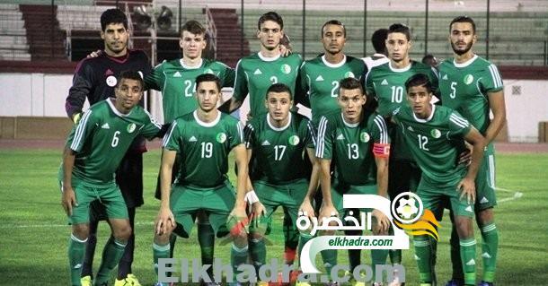 كأس افريقيا 2015 السينغال : أولمبي الجزائر في مواجه مصر بهدف التاهل لأولمبياد ريو 6
