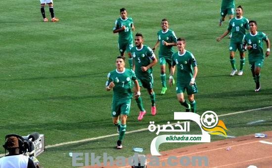 الجزائر تتعادل مع مصر في بداية حلم التأهل لأولمبياد ريو 2
