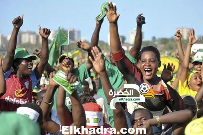 مباراة الجزائر و تنزانيا بحضور قرابة الـ60 ألف متفرج 25