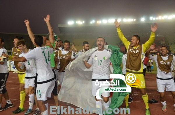 الجزائر مع الأرجنتين والعراق مع البرازيل في الألعاب الأولمبية 2016 26