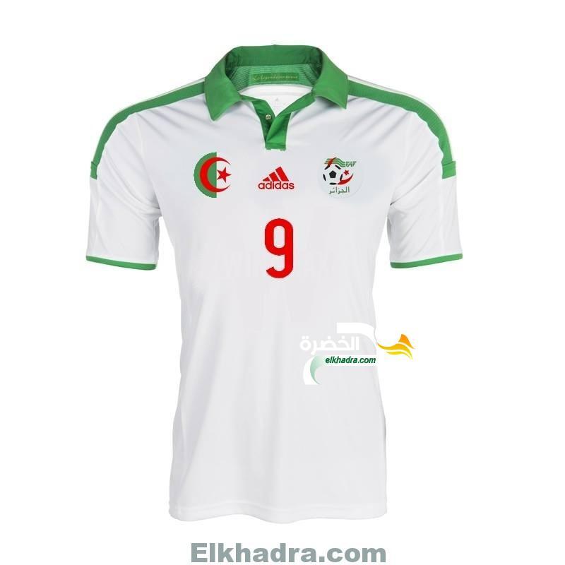 تصميم جديد لقميص المنتخب الوطني الجزائري 24