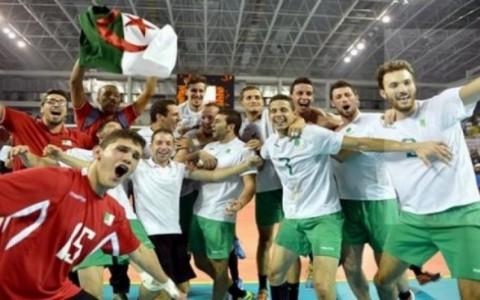 المنتخب الجزائري للكرة الطائرة رجال