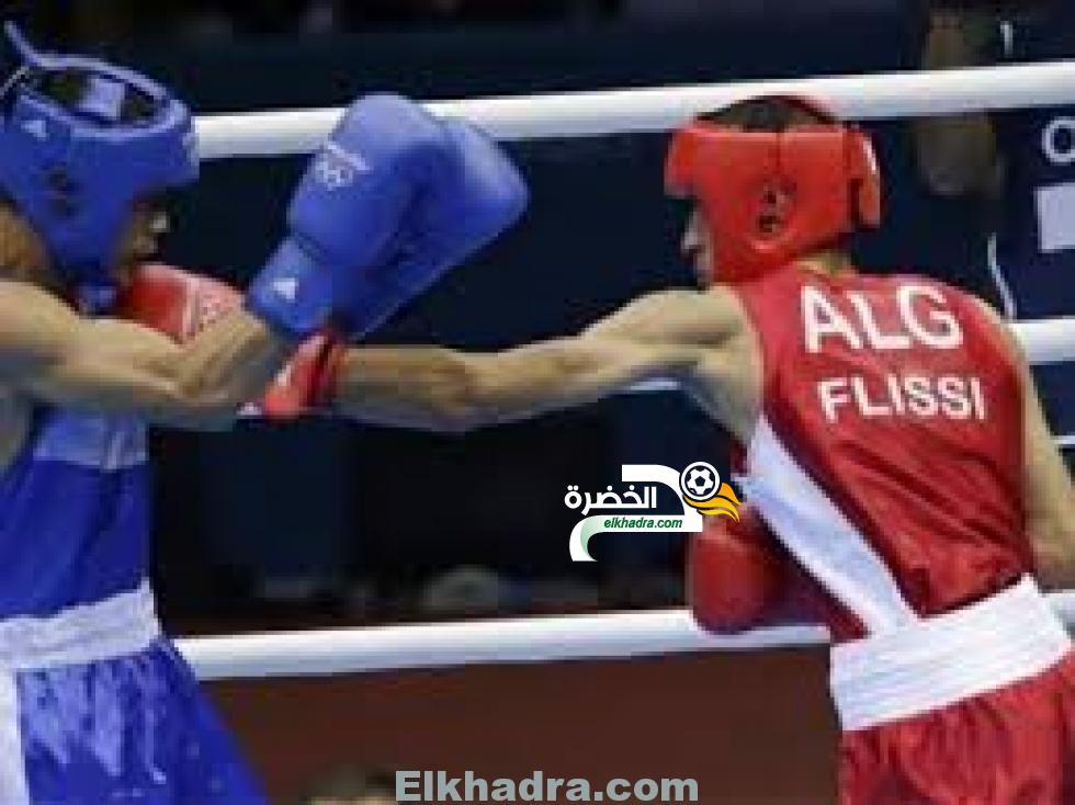 الملاكم محمد فليسي أحسن رياضي جزائري لسنة 2015 24