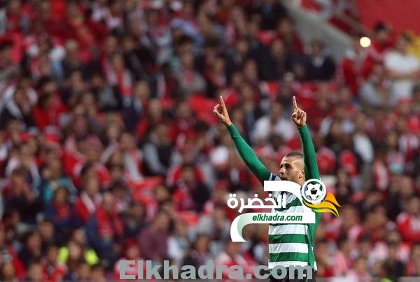 سليماني يواصل التألق ويسجل 6 اهداف في المباراة الرابعة على التوالي 24