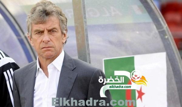 """غوركوف: """"أشعر بالملل.. أفتقد مع الجزائر العمل اليومي في التدريبات"""" 1"""