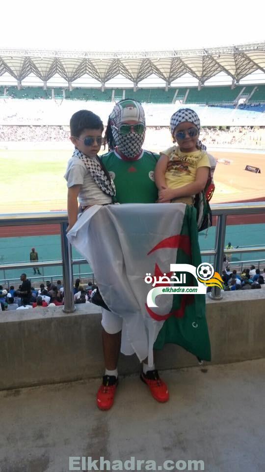 بالفيديو .. الصحف والمواقع والقنوات العربية تنبهر بالجماهير الجزائرية ومدى عشقها لفلسطين 1