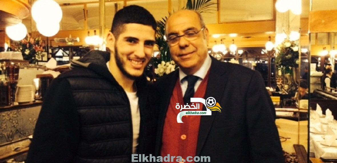 رسميا .. ياسين بن زية لاعب ليل الفرنسي يختار اللعب للمنتخب الجزائري 5