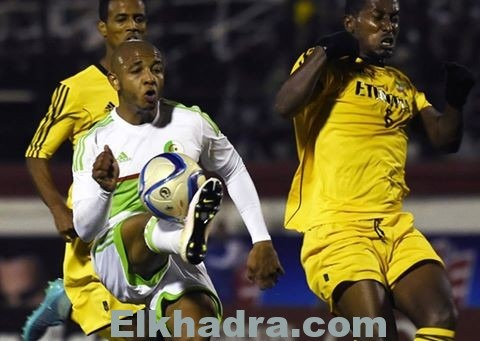 تصفيات كان 2017: المنتخب الجزائري يعود بتعادل مثير من إثيوبيا 24