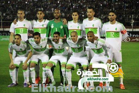 التشكيلة الأساسية للمنتخب الوطني في مباراة العودة أمام إثيوبيا 24