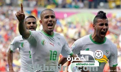 تصنيف الفيفا لشهر أفريل: المنتخب الجزائري إلى المرتبة الـ33 و الأولى إفريقيا 32