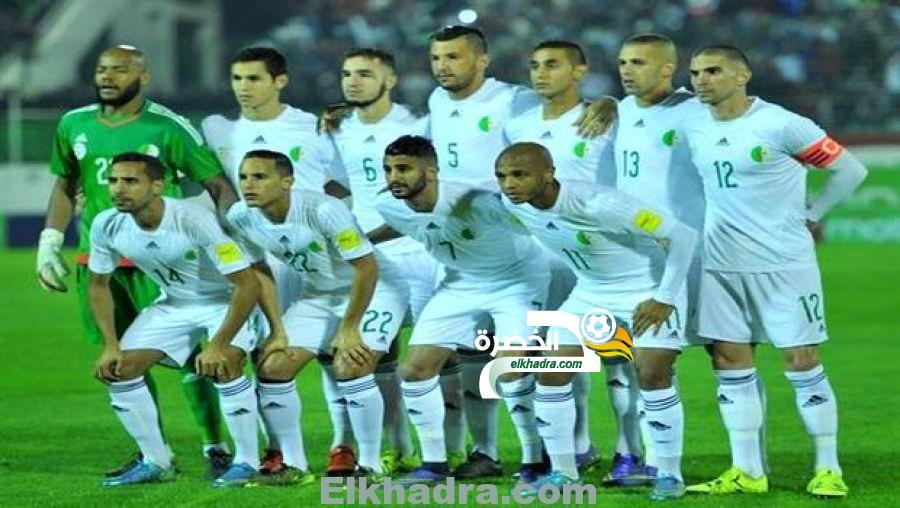 تصنيف الفيفا افريل.. المنتخب الجزائري يعود لصدارة الترتيب الأفريقي 24