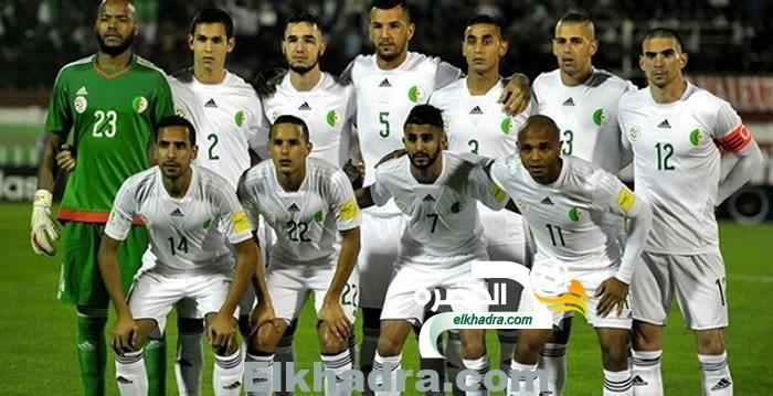 الجزائر قد تصطدم بمصر و المغرب في تصفيات كأس العالم 34