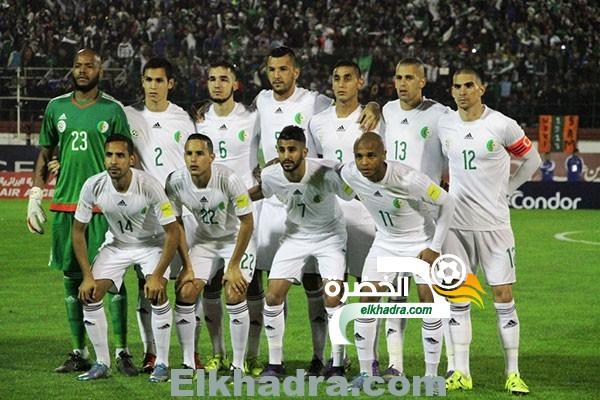 تصنيف FIFA ماي 2016 : المنتخب الوطني يحافظ على المركز الـ33 في صدارة المنتخبات الإفريقية والعربية 24