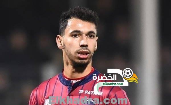 فريد بولاية لفرانس فوتبول : أحلم باللعب لمنتخب الجزائر 30