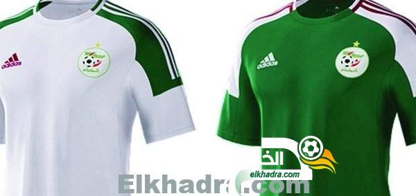 """9 آلاف دينار سعر القميص الجديد """"أديداس"""" للمنتخب الجزائري"""