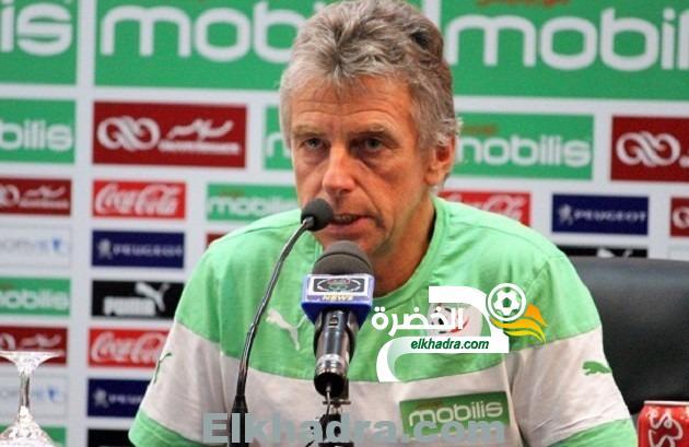 رسميا .. كريستيان غوركوف ينهي عقده مع المنتخب الجزائري بالتراضي 28