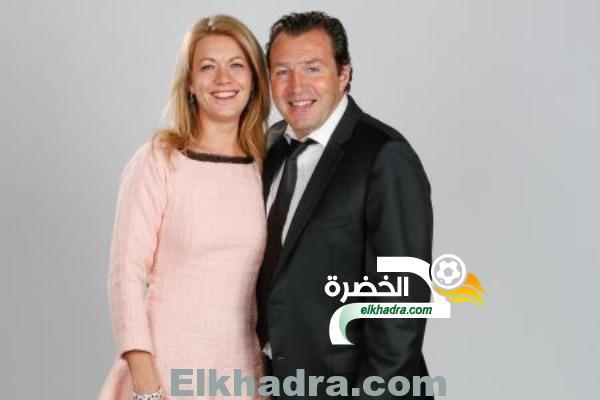 مارك ويلموتس يدخل مفكرة الاتحادية الجزائرية 25