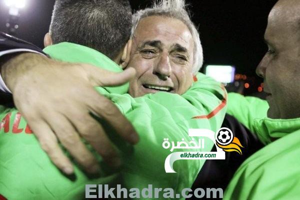 وحيدحليلوزيتش : الجزائريين يعتبرون الهزيمة مأساة وطنية 32