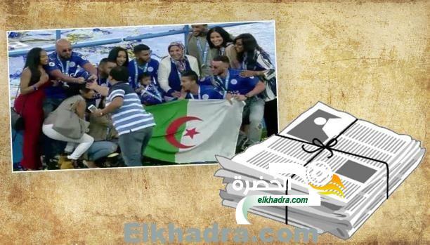 محرز ميسي الكرة الجزائرية 28