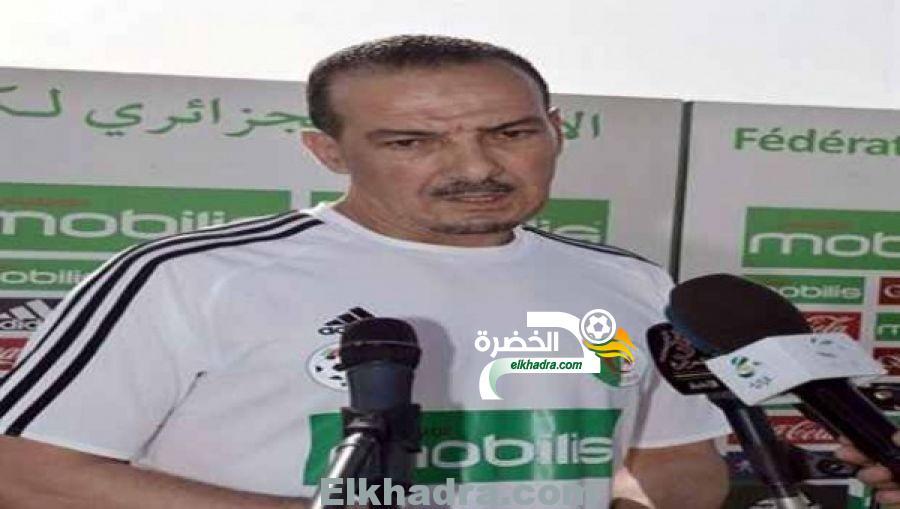 نبيل نغيز أول مدرب محلي يشرف على الخضرة منذ يونيو 2011 31