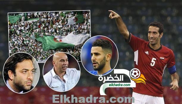 المحللون الرياضيون المصريون يصنعون الحدث في الجزائر 28