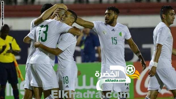 السيشل والجزائر : التلفزيون الجزائري لن ينقل المباراة 28
