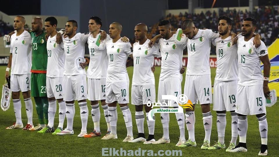 المنتخب الجزائري ... قائمة موسعة تضم 40 لاعبا لمواجهة ليزوطو 8