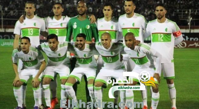 المنتخب الجزائري : ميلوفان راييفاتس يعلن عن قائمة تضم 26 لاعبا تحسبا لمواجهة ليزوتو 5