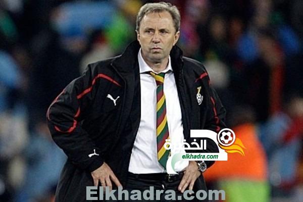 ميلوفان راجيفاك: قادر على تأهيل الجزائر إلى مونديال روسيا 2018 1