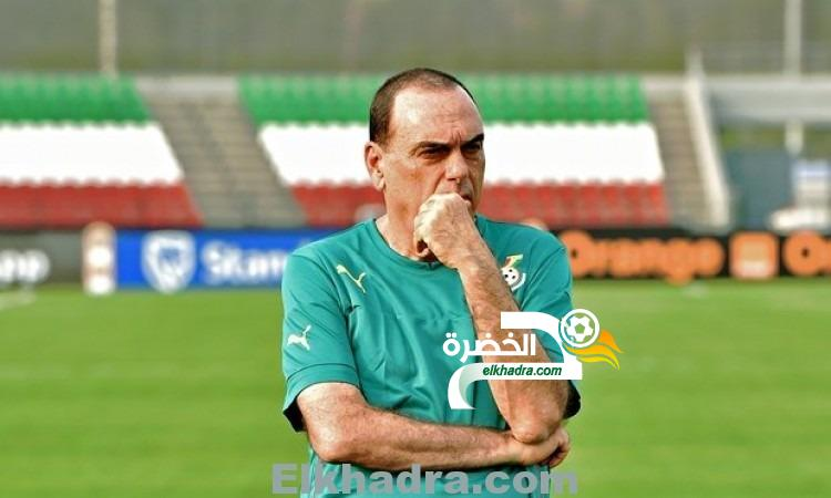 عاجل:الجزائر تواجه غانا وديا شهر سبتمبر القادم بقيادة مدرب اسرائيلي 3