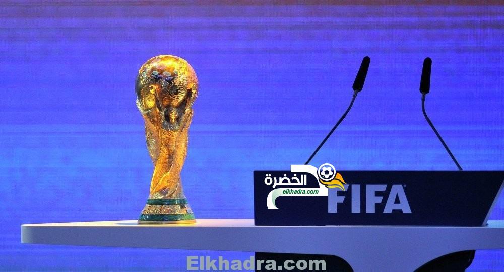 الفيفا يوافق على زيادة عدد المنتخبات في كأس العالم من 32 إلى 48 34