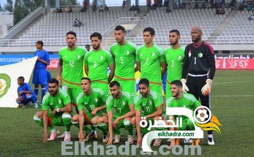 مباراة الجزائر و نيجيريا بملعب العاصمة أبوجا 9
