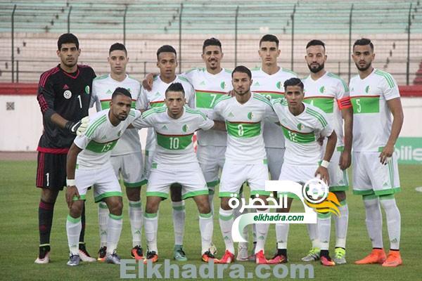 ميلوفان راييفاتش معجب ببعض عناصر المنتخب الجزائري الأولمبي 1
