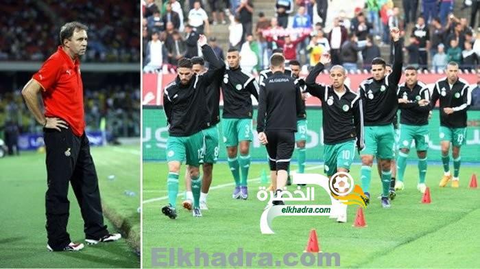 ميلوفان راييفاتش : أحضرتُ معي العصا لفرض الإنضباط في المنتخب الجزائري 1