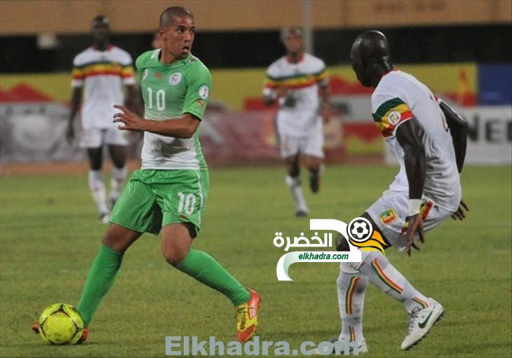 الجزائر تواجه مالي وديا لتحضير المباريات التصفوية المؤهلة إلى كأس العالم 6